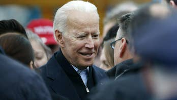 Joe Biden enters 2020 presidential race