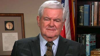 Newt Gingrich warns Democrats could lose in 2020 if their party is defined by impeachment proceedings
