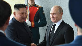 Mixed messages coming out of first summit between Kim, Putin