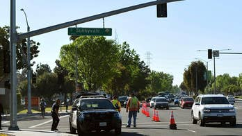 Driver charged with attempted murder after plowing into 8 pedestrians in California