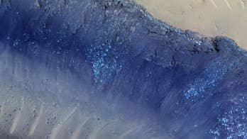 NASA captures Martian landslide in new photo