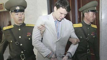 North Korea submitted $2 million bill for Otto Warmbier's care