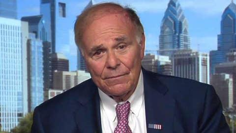 Ed Rendell praises Biden's 'spectacular' rollout