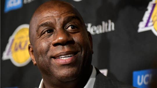 Magic Johnson reportedly resigned from Lakers after being copied on emails about bad job performance