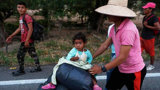 Violence against women and 'femicide' in El Salvador propelling them to US border, data shows