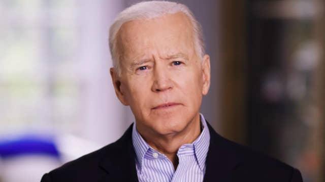 Biden takes aim at Trump in 2020 launch video, president responds
