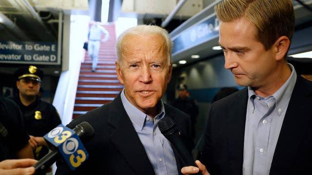 Joe Biden: I asked President Obama not to endorse