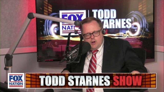 Todd Starnes and Franklin Graham