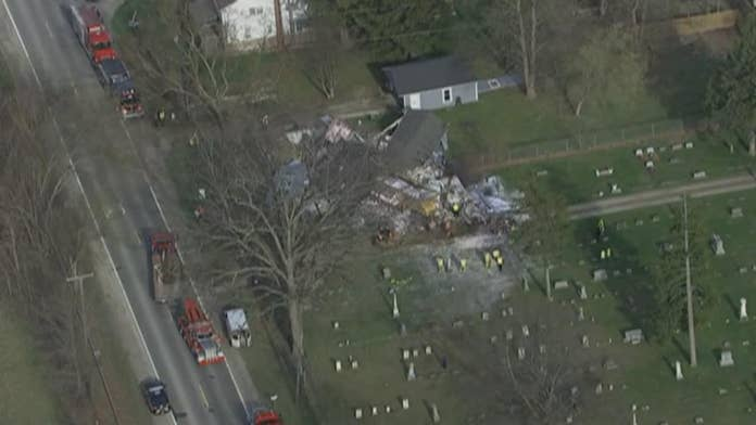 Semi-truck plows into Michigan home, leaving it 'severely damaged': officials