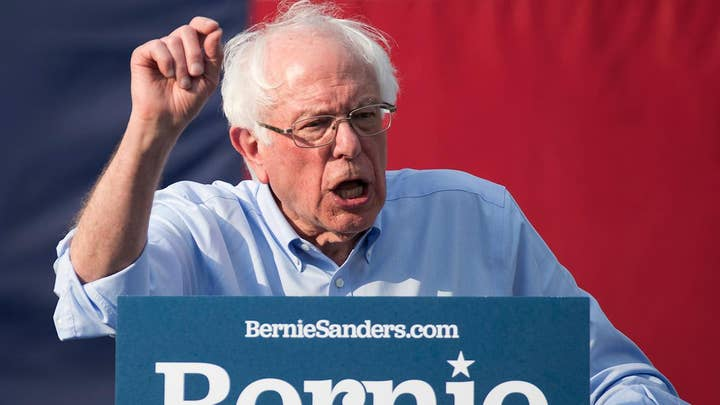 Bernie Sanders compares felons voting to women's suffrage and civil rights movements
