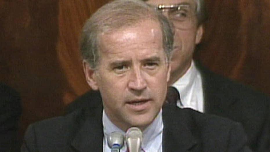 Will Anita Hill hearing, 1994 crime bill come back to haunt Joe Biden in 2020?