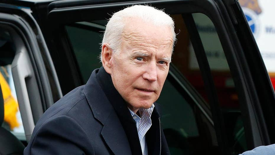 Biden emerging as most powerful candidate to challenge President Trump, former Obama adviser says