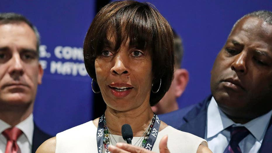 FBI raids Baltimore mayor's home, office amid book sale controversy