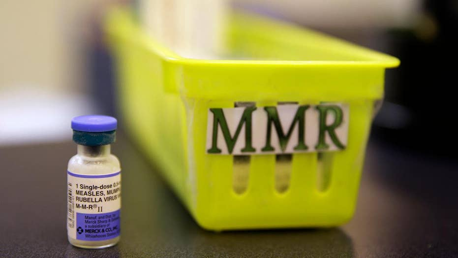 CDC says stopping spread of measles is now priority as cases hit 20-year high