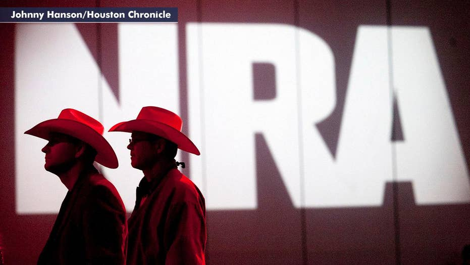 NRA sues Los Angeles over law requiring companies to disclose ties to gun rights group