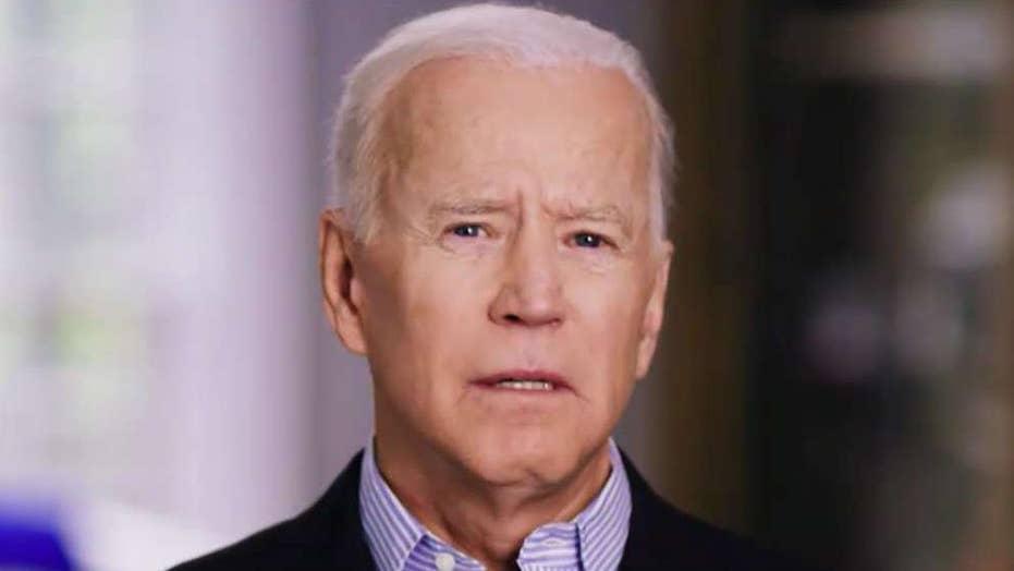 The politics of Joe Biden's third presidential bid