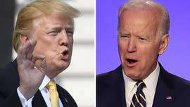 Trump says he would beat Biden 'easily' in 2020, takes a swipe at former VP's age