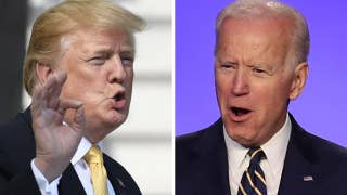 Trump says he would beat Biden 'easily', takes swipe at former VP's age