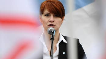 Maria Butina, accused Russian agent, sentenced to 18 months in prison