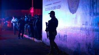 Around 1,300 migrants escape immigration detention center on Mexico's southern border