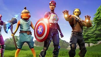 'Fortnite' launches 'Avengers' crossover