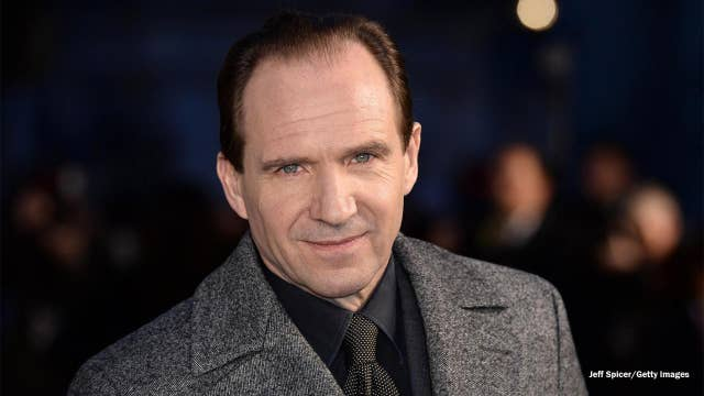 Ralph Fiennes explains why he didn't want to appear in his new film 'The White Crow': 'It was a challenge'