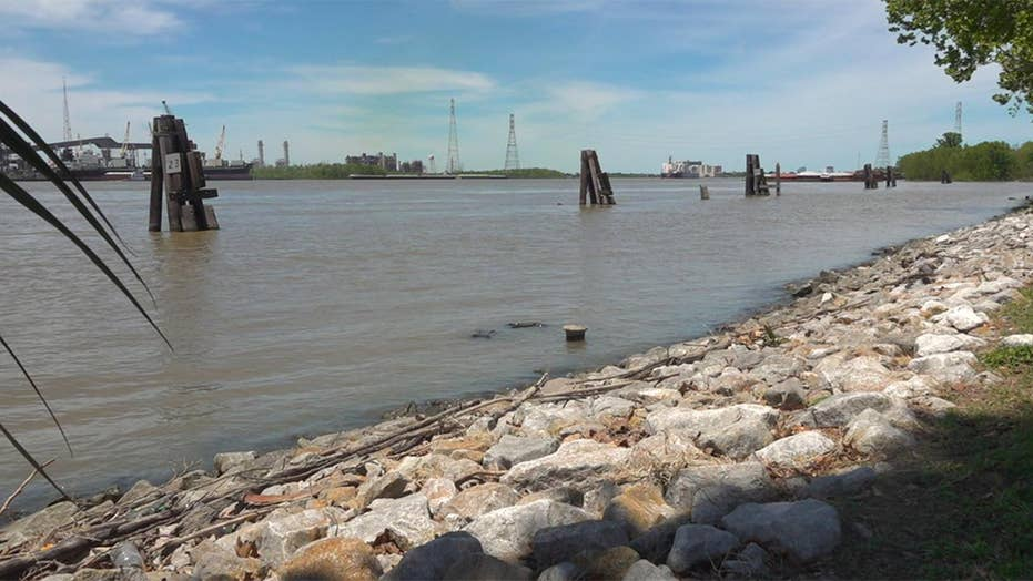 New Orleans' levees sinking after multi-billion dollar upgrade