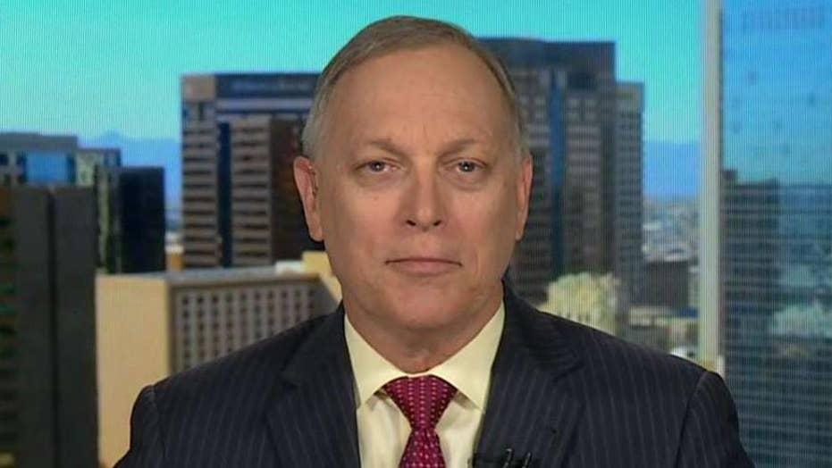 Rep. Andy Biggs on Strzok-Page texts: In any other country we'd call it a coup