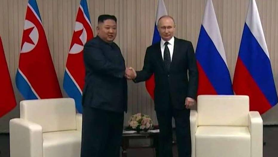 Putin pushes for security guarantee from North Korea
