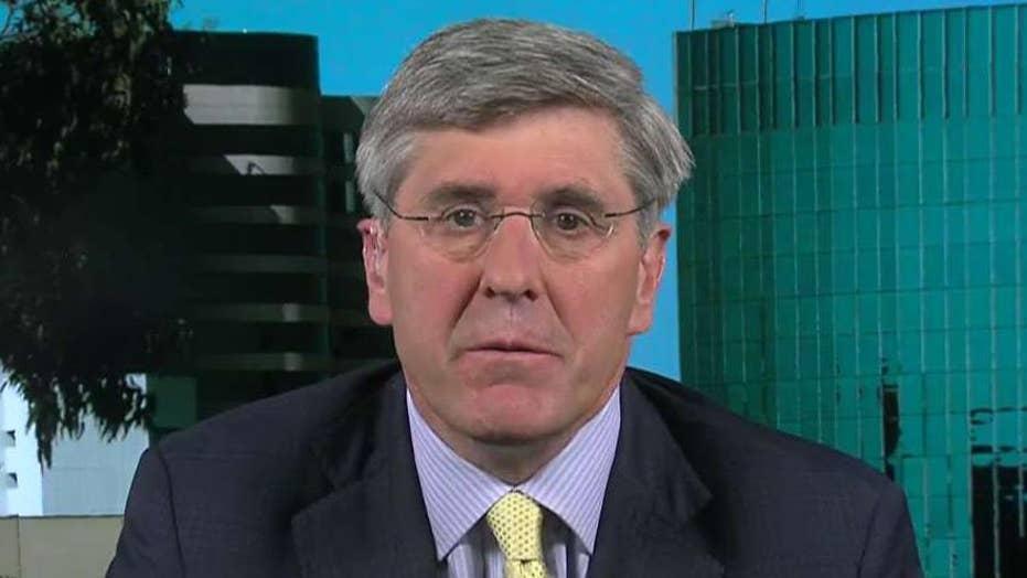 Steve Moore says his critics are pulling a 'Kavanaugh' on him