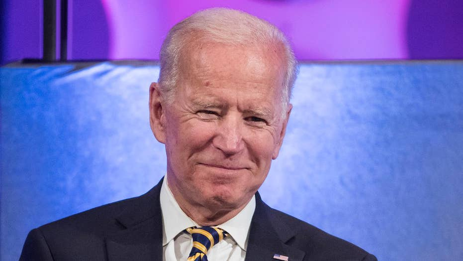 Biden campaign raises $6.3 million in first 24 hours