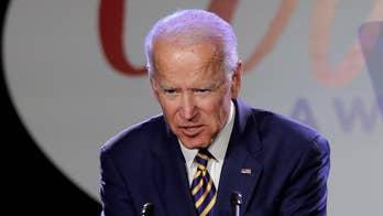 Robin Biro: Biden could be the Dem who sends Trump into retirement