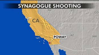 Police: 1 detained, injuries reported in San Diego County synagogue shooting