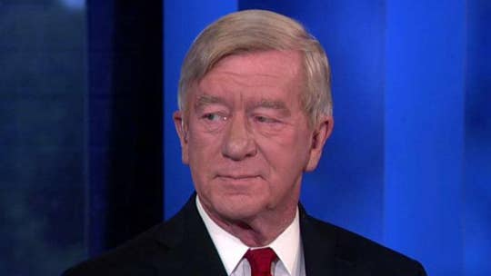 Trump primary challenger Bill Weld admits GOP voters overwhelmingly back president