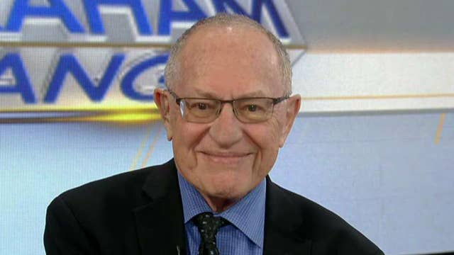Dershowitz: It's not obstruction if the president acted within his authority