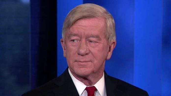 Trump primary challenger Bill Weld admits GOP voters overwhelmingly back president