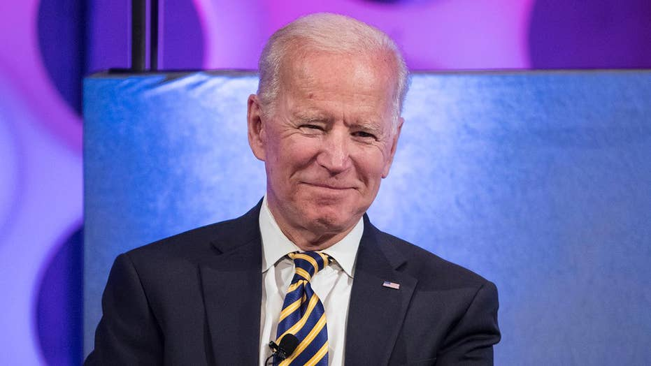 Biden launches 2020 campaign by calling out Trump's handling of Charlottesville