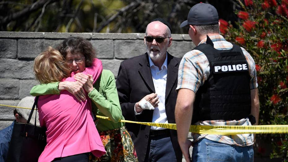 One dead, three injured in Poway, California synagogue attack