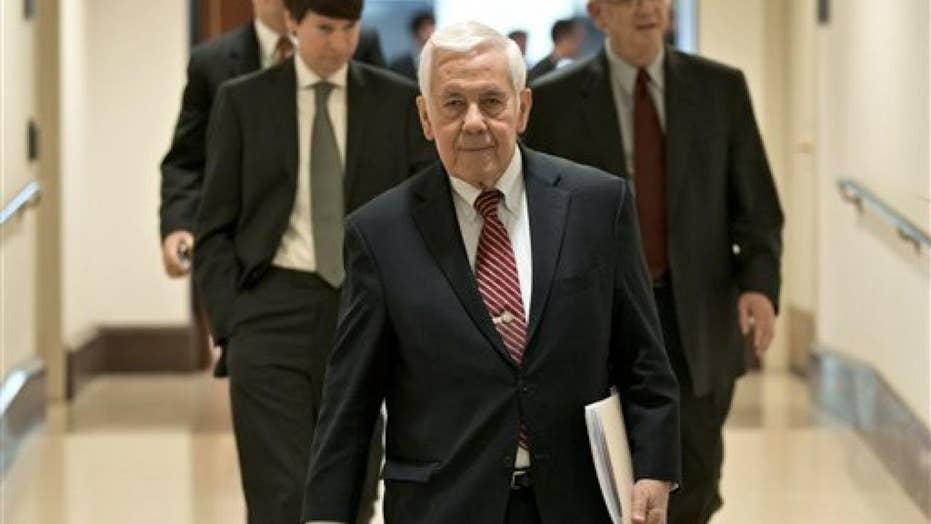 Former US Sen. Richard Lugar dies