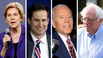 As the 2020 Democratic field grows, things start to turn ugly