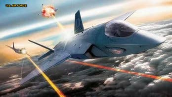 Air Force calling for massive new 'Vanguard' weapons program