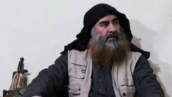 ISIS leader al-Baghdadi appears in video for first time in 5 years