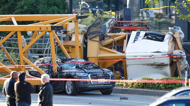 Student, Marine identified as victims in deadly Seattle crane collapse