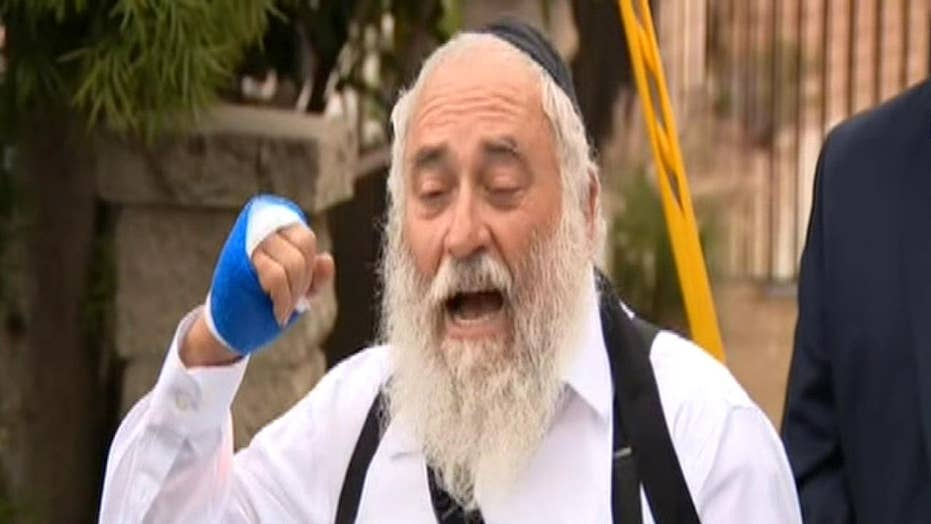 Rabbi at Chabad of Poway speaks out for first time following shooting