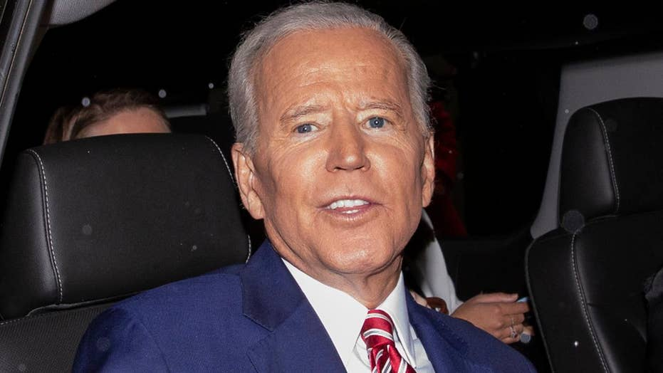 International Association of Fire Fighters endorses Joe Biden