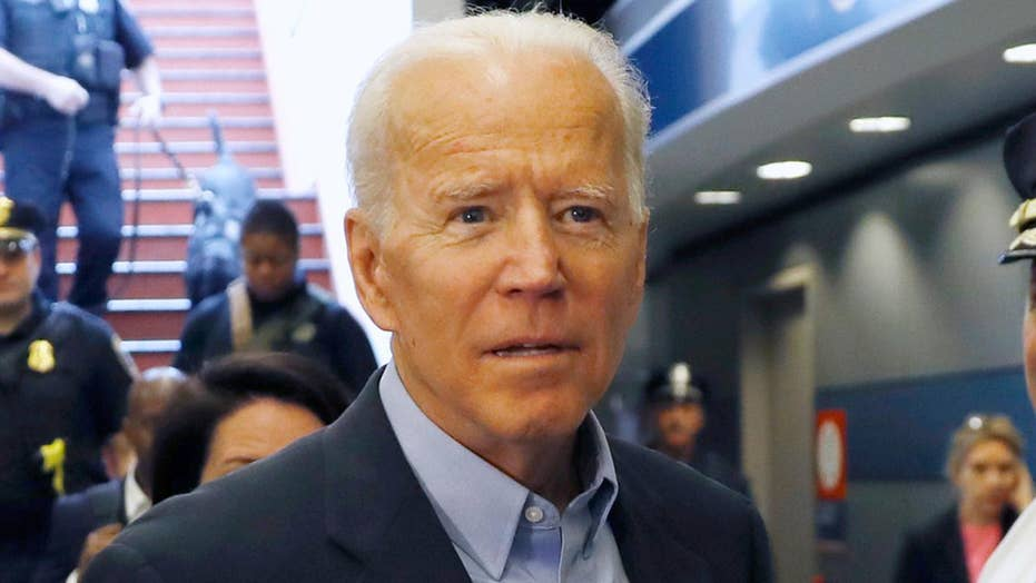 Joe Biden heads to Pittsburgh for first big campaign event