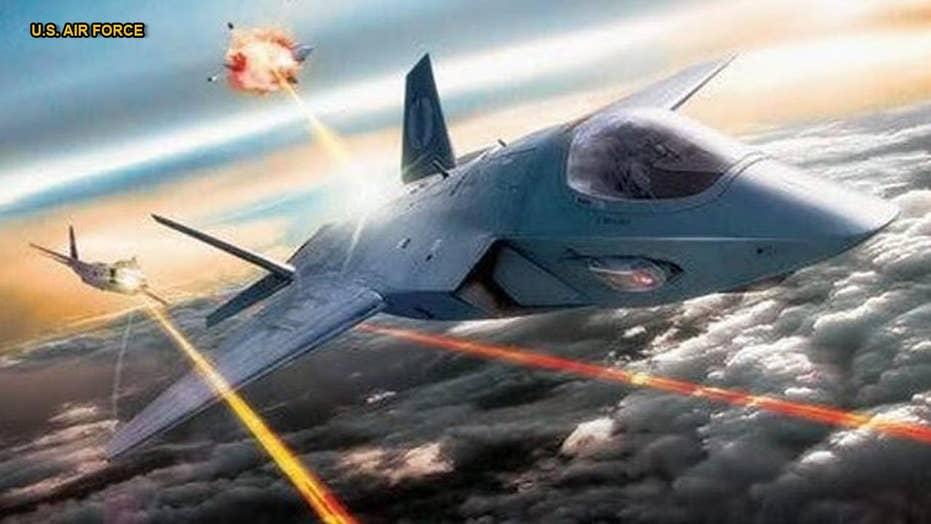 Air Force calling for massive new 'Vanguard' weapons program
