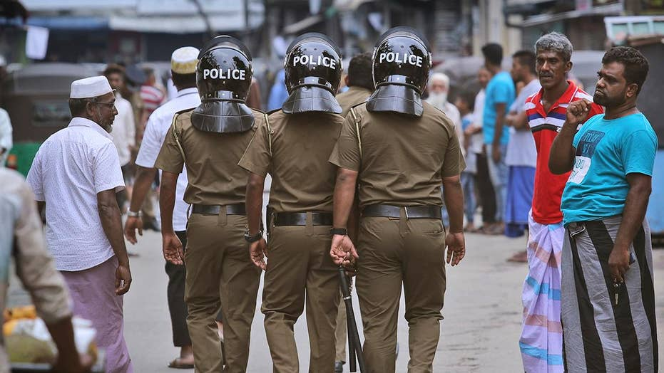 Sri Lanka warns of imminent attacks by militants disguised in military uniforms