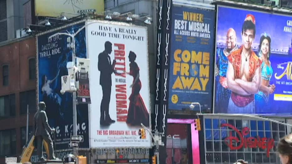 New Broadway shows vie to become the next big hit