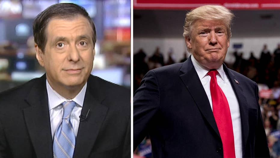 Howard Kurtz: If past is prologue, presidents arise or tumble on mercantile confidence